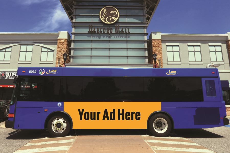 Harford County's mobile billboard