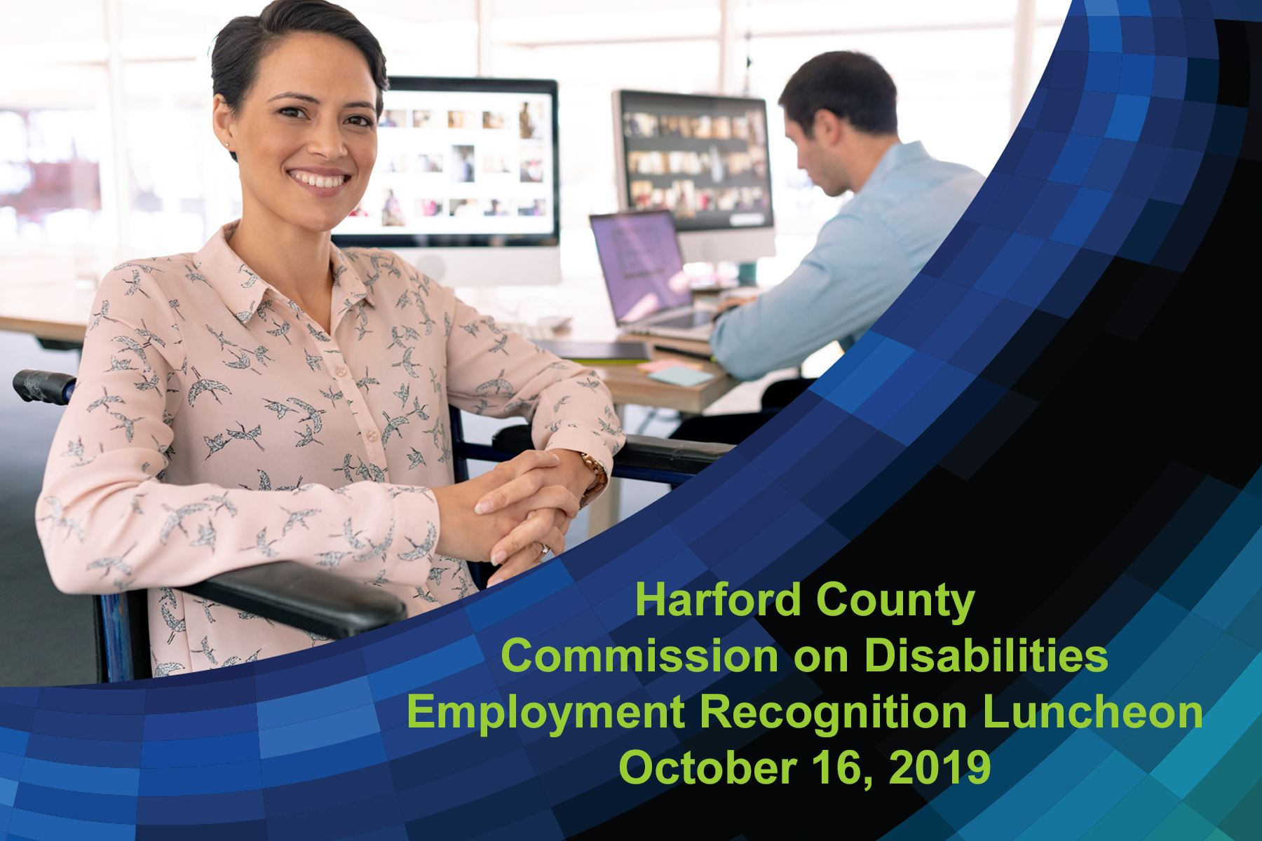 2019 Harford County Commission on Disabilities Annual Employment Recognition Luncheon Photo Gallery