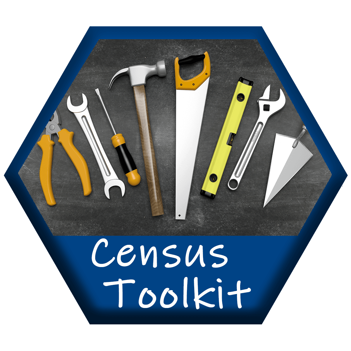 Census Page Buttons Toolkit