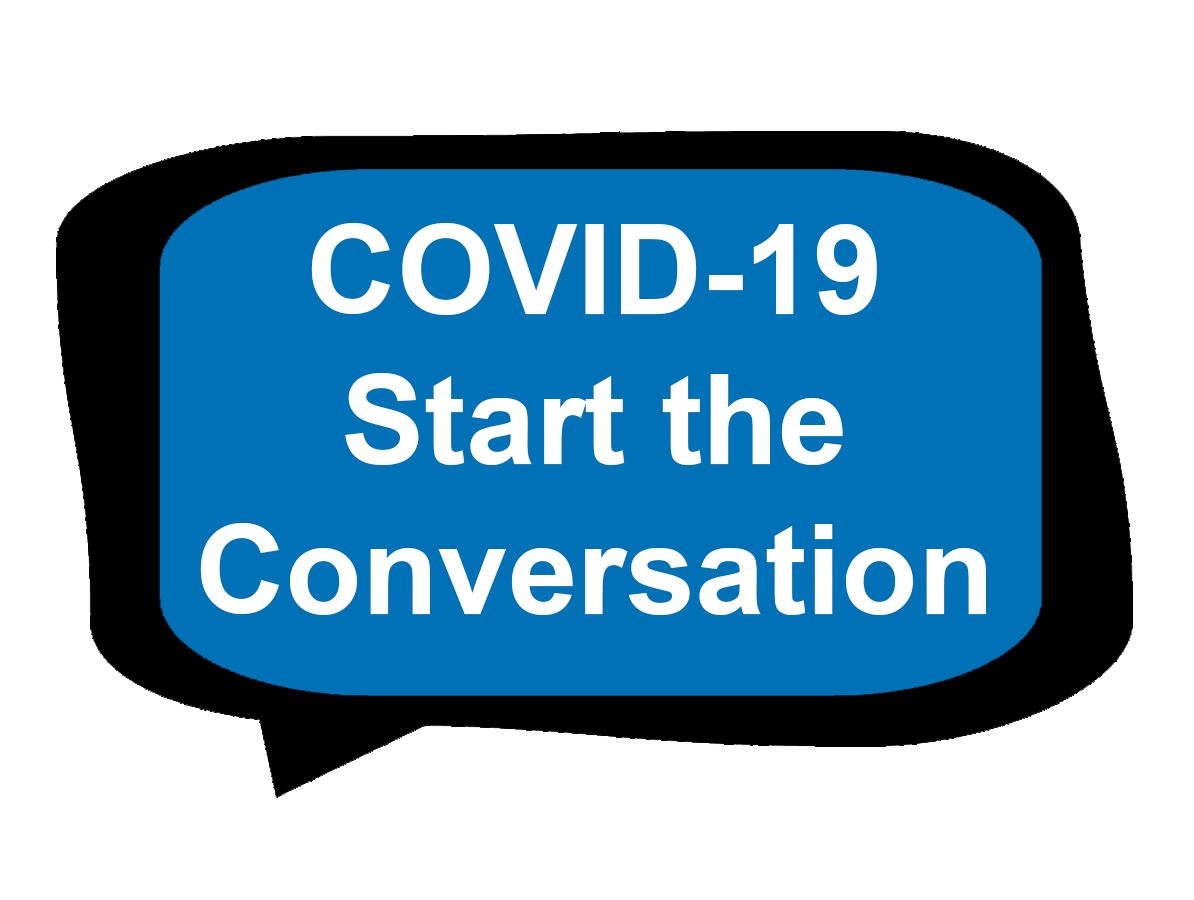 Start the Conversation Teens and COVID19