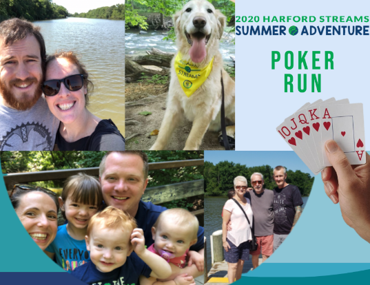 Summer Adventure Poker Run 2020 photo collage