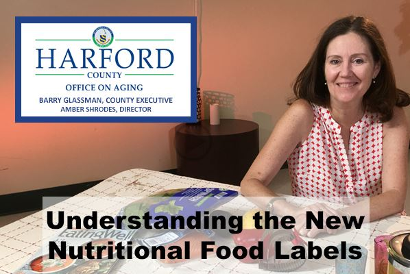 Understanding the New Nutritional Food Labels