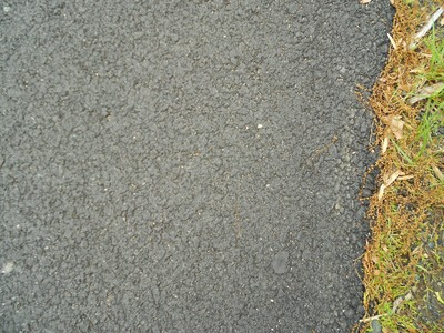 Hot Mix Asphalt Close Up