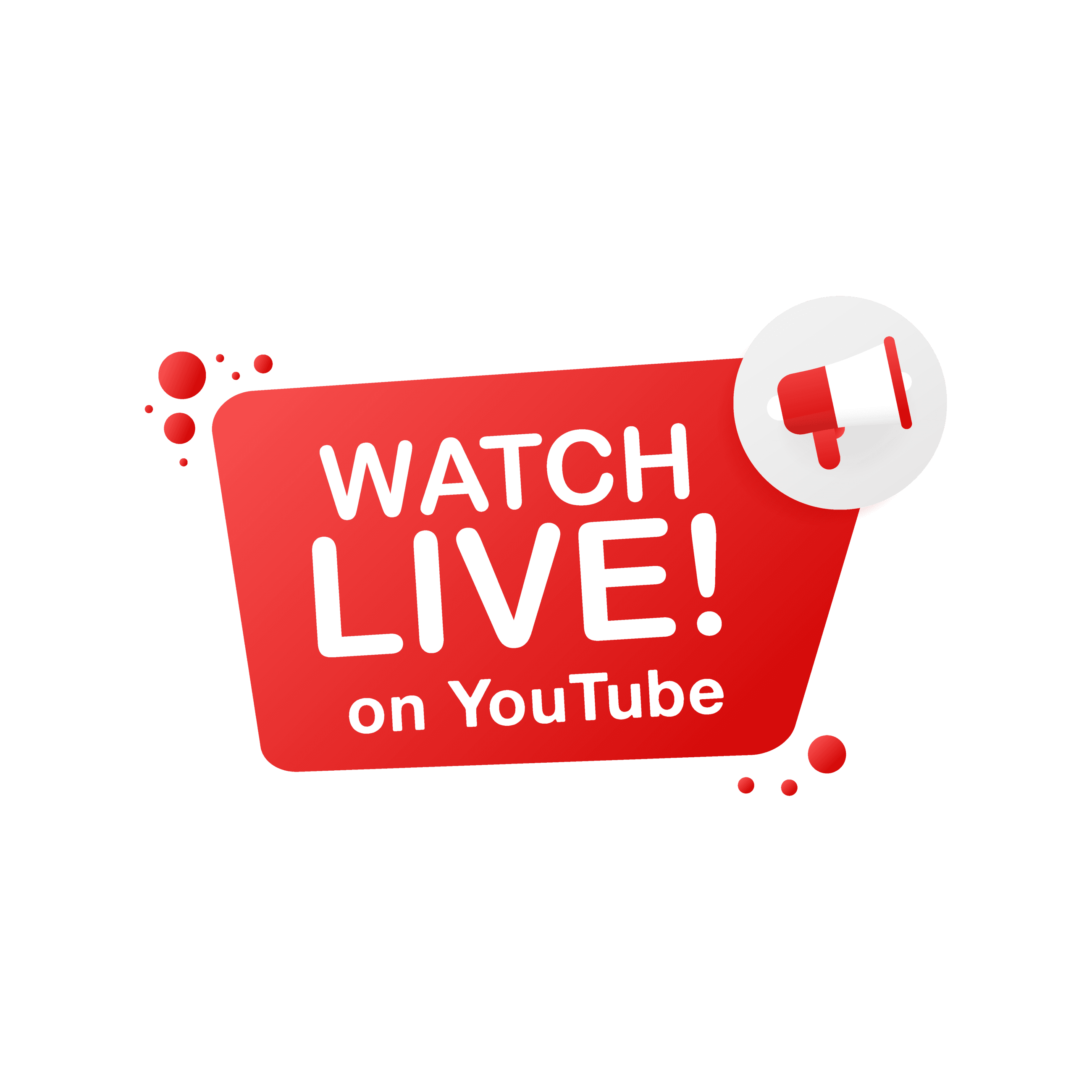 Watch Live on YouTube-01