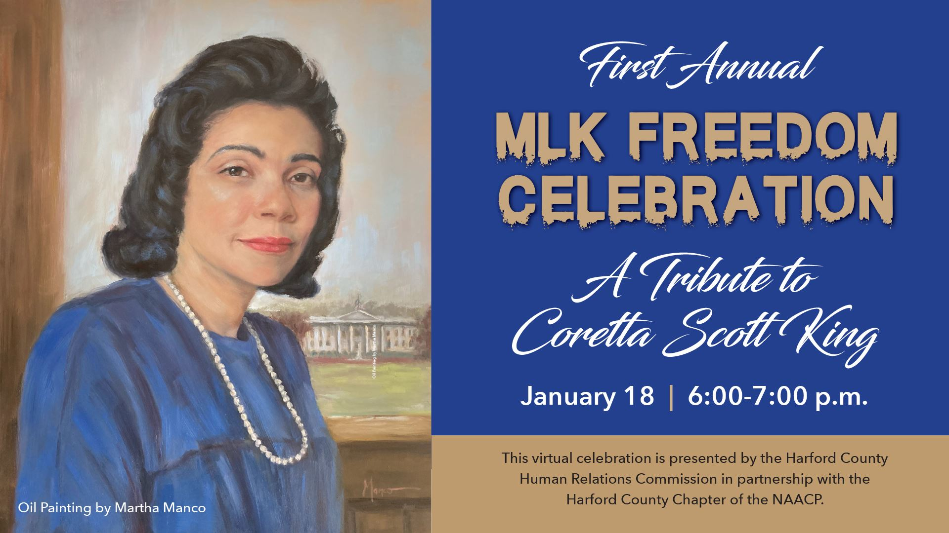 MLK Freedom Celebration - Click to Watch