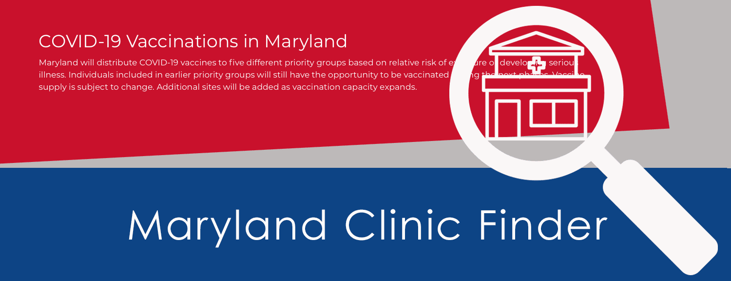 maryland clinic finder