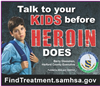 Talk to your child about heroin